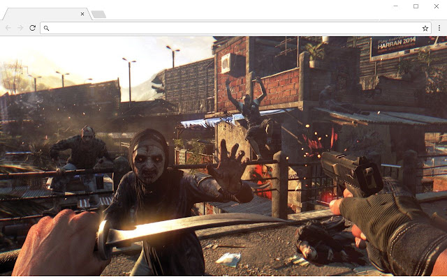 Dying Light Chrome Tab
