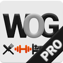 WOG GYM-Exercises and Routines icon