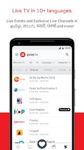 Airtel TV: Live TV, News, Movies & TV Shows 3