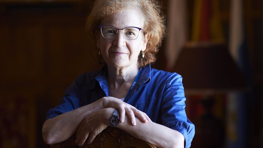 La experta en inmunología viral Margarita del Val, del Centro de Biología Molecular Severo Ochoa (CSIC-UAM).