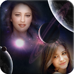 Space Multi Photo Frame Apk