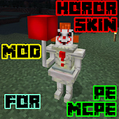 Mod The Clown Horror for Minecraft PE icon