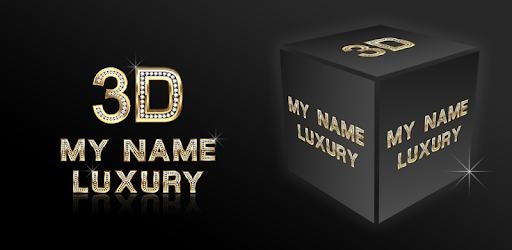 3d My Name Luxury Wallpaper Apps On Google Play