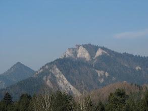 Photo: 20.Nowa Góra (902 m) i Trzy Korony (982 m).