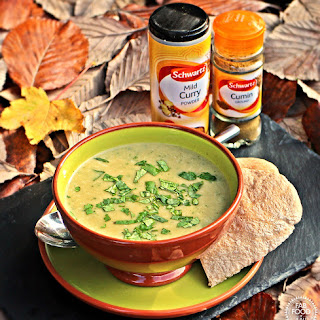 Chicken Curried Parsnip Soup Recipes