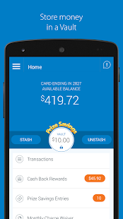 Walmart MoneyCard- screenshot thumbnail