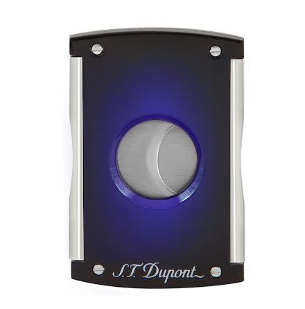 S.T. Dupont snoppare MaxiJet Sunburst Blue
