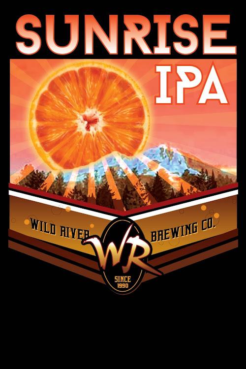 Logo of Wild River Sunrise Blood Orange IPA