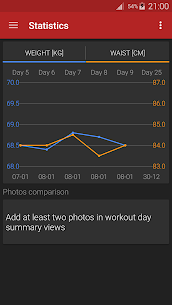 Abs workout PRO Paid Mod 5
