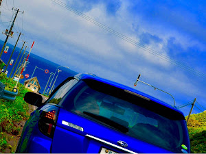 レガシィツーリングワゴン BP5 H18年 GT ワールドリミテッド2005のカスタム事例画像 104さんの2019年07月30日17:11の投稿