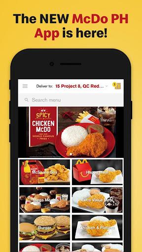 McDo Philippines 2.1.96-20190214-247-PR screenshots 1