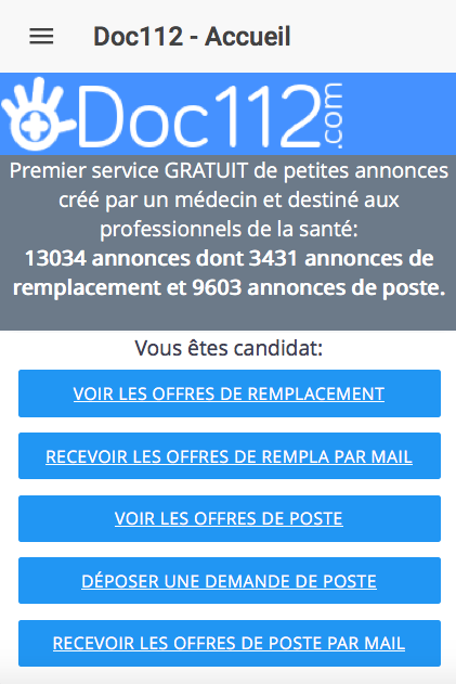 Doc112 – Capture d'écran