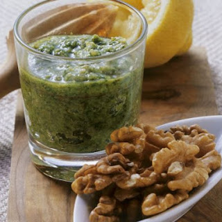Herb and Nut Sauce