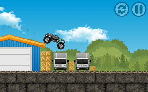 Monster Truck Xtreme Offroad Game modavailable screenshots 6