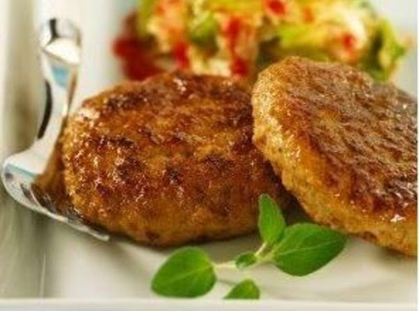 Soy Patties Recipe
