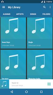AmpX Music Player [Beta] 0.0.9 beta Mod APK Updated 1