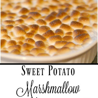 Baked Sweet Potato Casserole With Marshmallows Recipes
