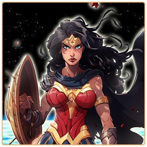 Wonder Woman Justice