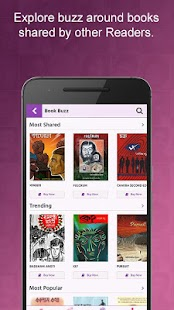 Swiftboox Book Discovery App- screenshot thumbnail