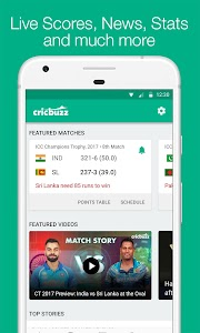 Cricbuzz - Live Cricket Scores & News 4.4.057