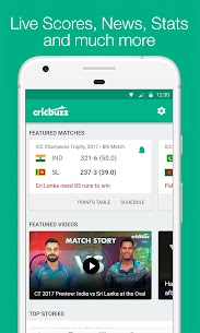 Cricbuzz – Live Cricket Scores & News 1