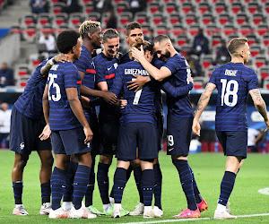 🎥 Matchs amicaux : La France avec Benzema étrille le Pays de Galles, Mikautadze marque son 1er but avec le Géorgie, les Pays-bas et l'Allemagne tenus en échec