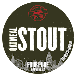 Logo of Fourpure Oatmeal Stout