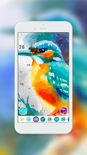 Color by Number Oil Painting 1.6.1 Screenshots 2