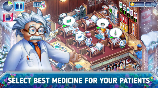 Code Triche Happy Clinic APK MOD screenshots 3