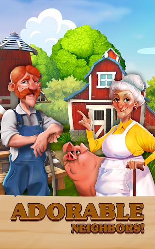 Happy Town Farm: Farming Game apkmr screenshots 18