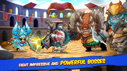 Tiny Gladiators - Fighting Tournament screenshot 21