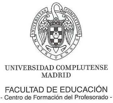 facultad de educacion complutense de madrid: