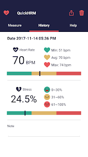 Quick Heart Rate Monitor - náhled