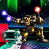 Space War Robots Android APK Download Free By TechHub Games
