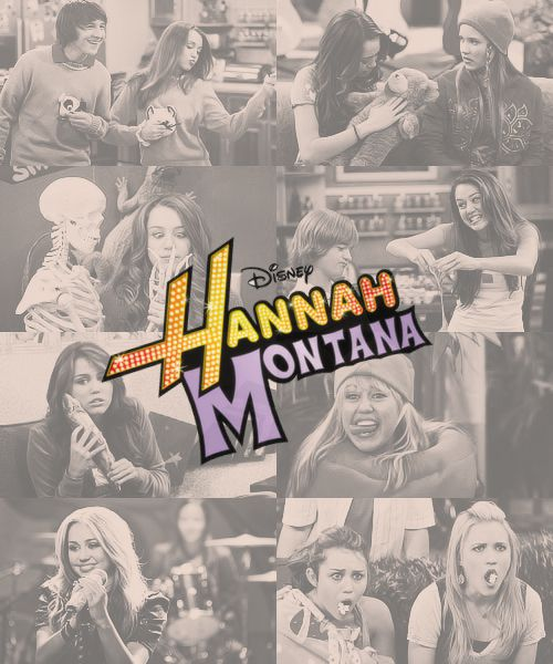 Hannah Montana The good ole days...........: