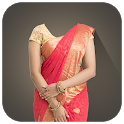 Photo Editor & Photo Frame Women Traditional Dress icon