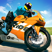 Bike Racing Rider Mod
