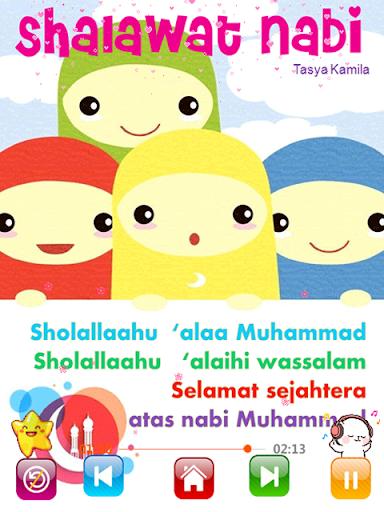 Lagu Sholawat Anak Lengkap filehippodl screenshot 20