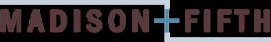 Madison + Fifth logo