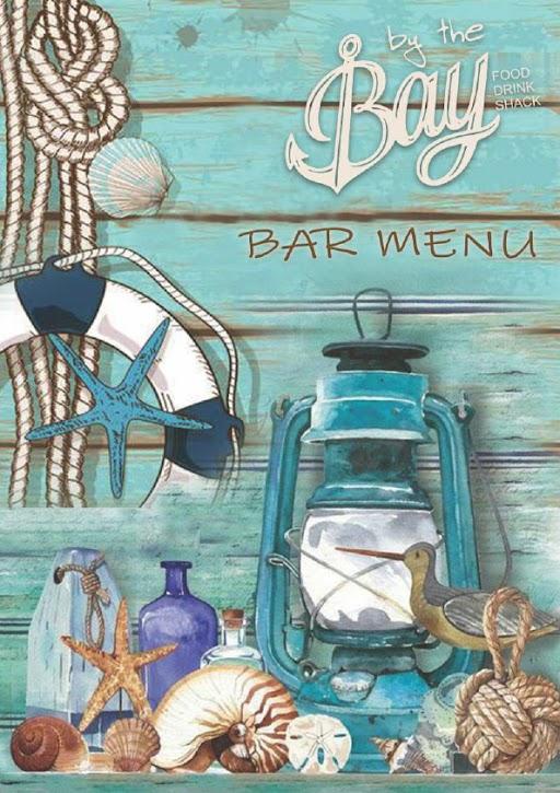 By the BAY menu 1