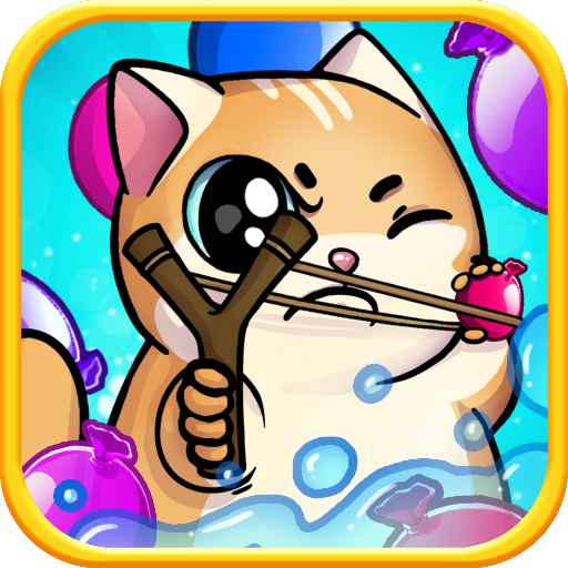 CUTE WARS PUZZLE BATTLE – Cats vs Dogs Match 3