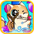 CUTE WARS PUZZLE BATTLE – Cats vs Dogs Match 3 file APK Free for PC, smart TV Download