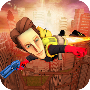 Flying Hero Escape 3D for PC and MAC