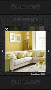 Elegantní obývací pokoj - náhled