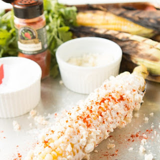 Authentic Mexican Corn {Elote} and My Top 5 Tips for Feeling Better About Cooking