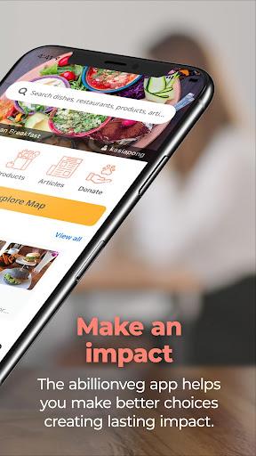 abillionveg - Find Vegan Stuff 1.6.0 screenshots 2