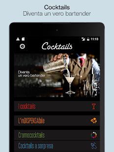 Cocktails – Miniaturansicht des Screenshots