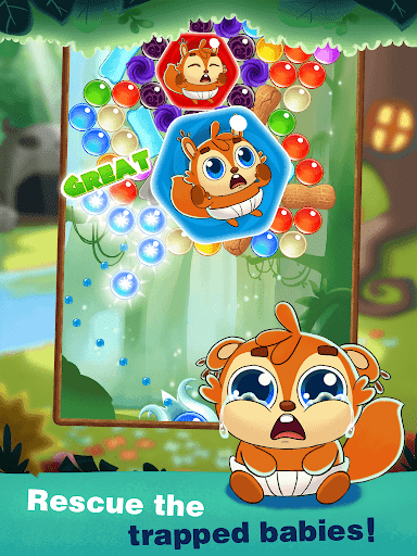 玩免費休閒APP|下載Bubble Pop Go! app不用錢|硬是要APP