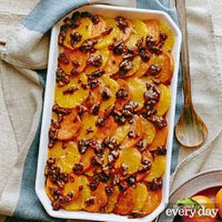 Joy Philbin's Sweet Potato & Orange Casserole