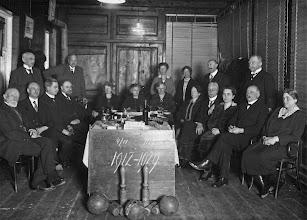 Photo: Kegelclub Winschoten 1929